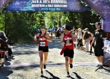 Jack & Jill Marathon Recap… And Rio del Lago 100-Mile Training
